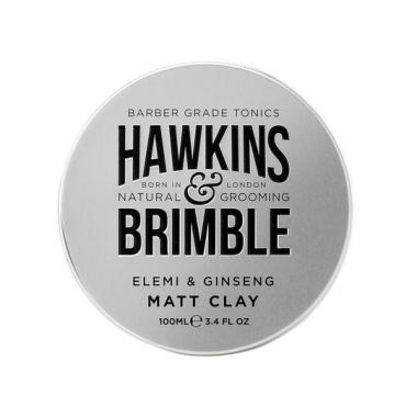 5060495670473 Viimistlusvahend Hawkins & Brimble Matt Clay Pomade 100ml.jpg