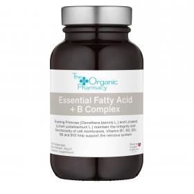 Essential Fatty Acid B Complex 60 caps / Rasvhapete ja B vitamiini toidulisand 60 kapslit
