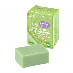 Solid shampoo High Shine for women 40g