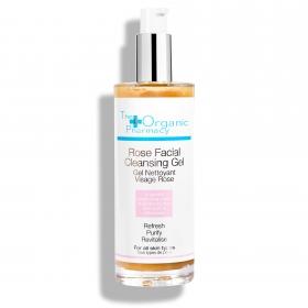 Rose Facial Cleansing Gel / Roosi puhastusgeel 100ml